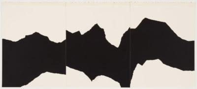 Chuck Kelton - 2010 Untitled 10.5x23.25 in.