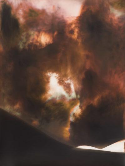 Chuck Kelton - 2014 A View 40x30 in.