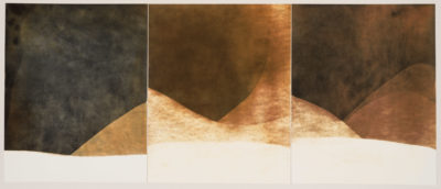 Chuck Kelton - 2014 Untitled B. 10x23.5 in.
