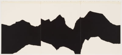 Chuck Kelton - 2010 Untitled 10.5x23.25 in.